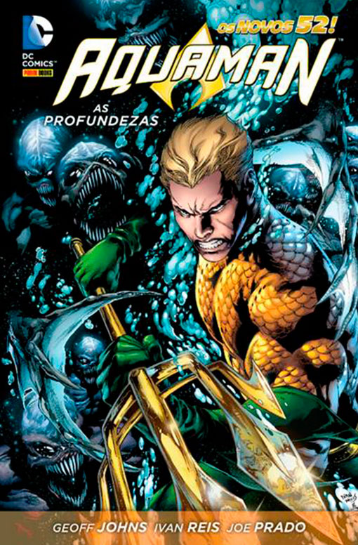 Resenha | Aquaman: As Profundezas