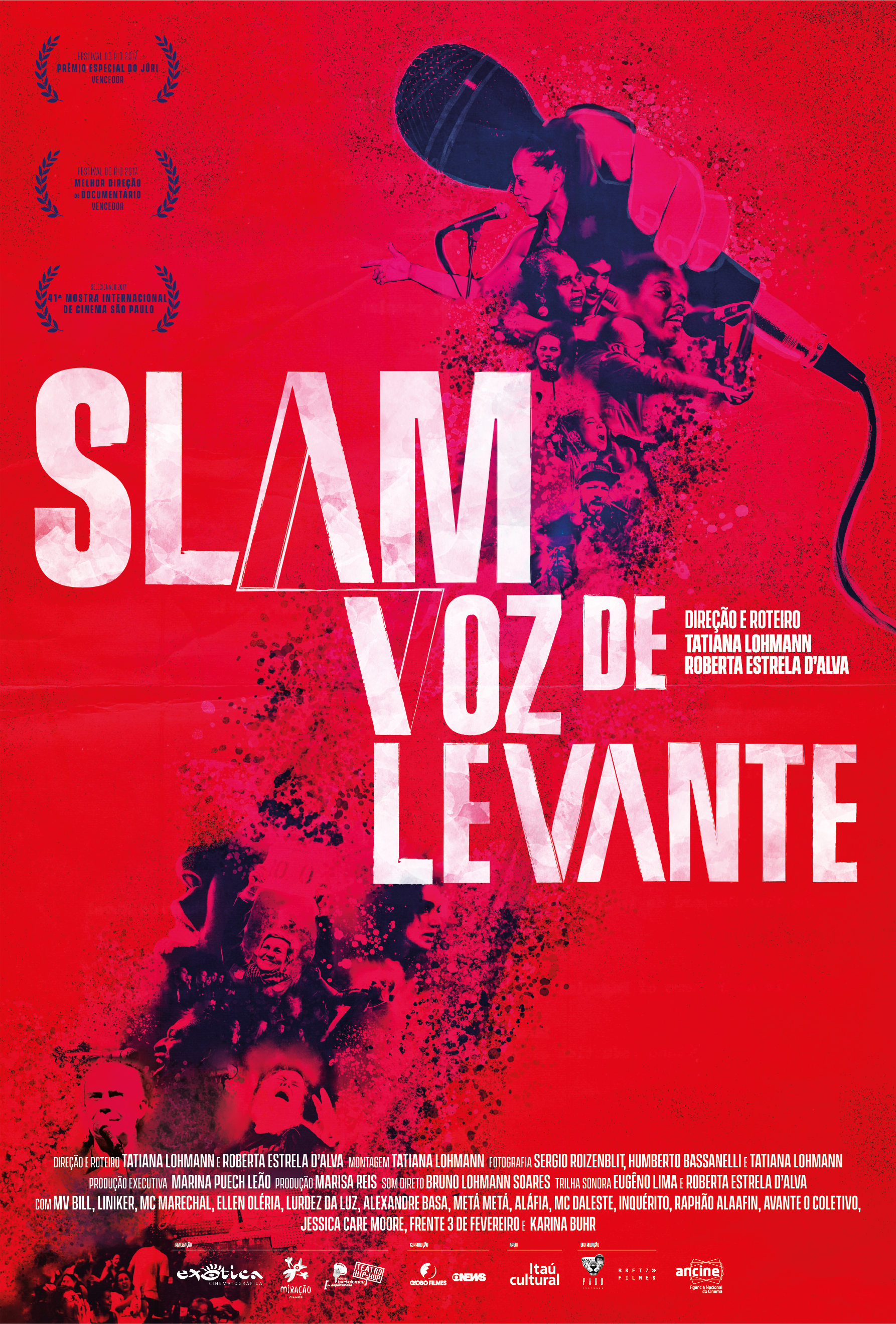 Crítica | Slam: A Voz do Levante