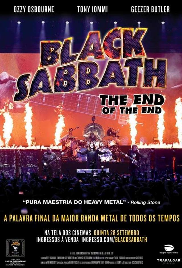 Crítica | Black Sabbath: The End of The End
