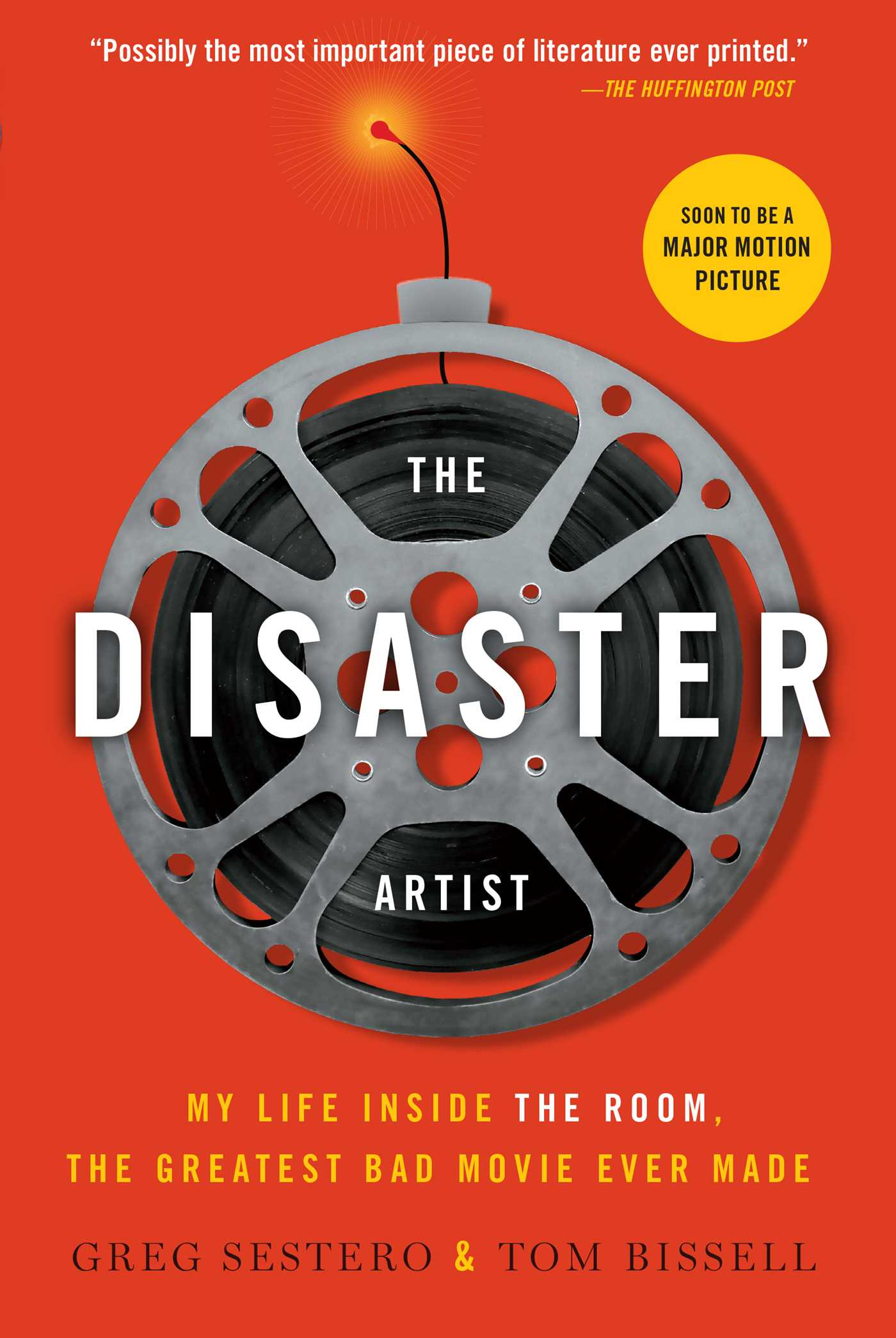 Resenha | The Disaster Artist – Greg Sestero e Tom Bissell