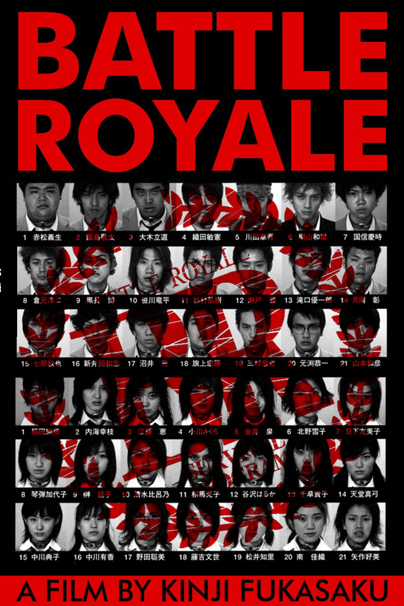Crítica | Battle Royale