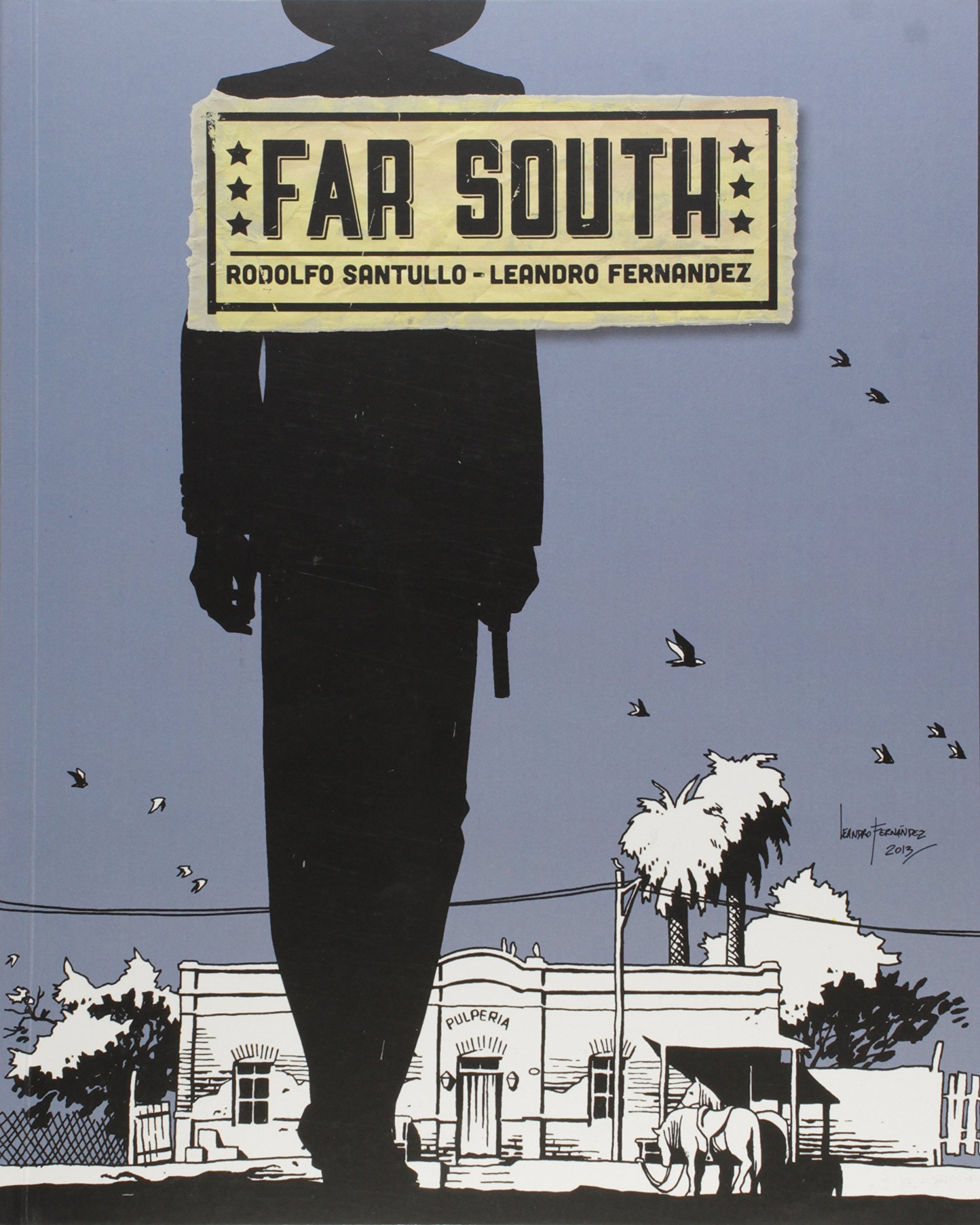 Resenha | Far South