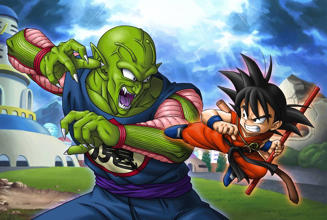 Review | Dragon Ball – Parte 3: O Rei Demônio Piccolo Daimaoh