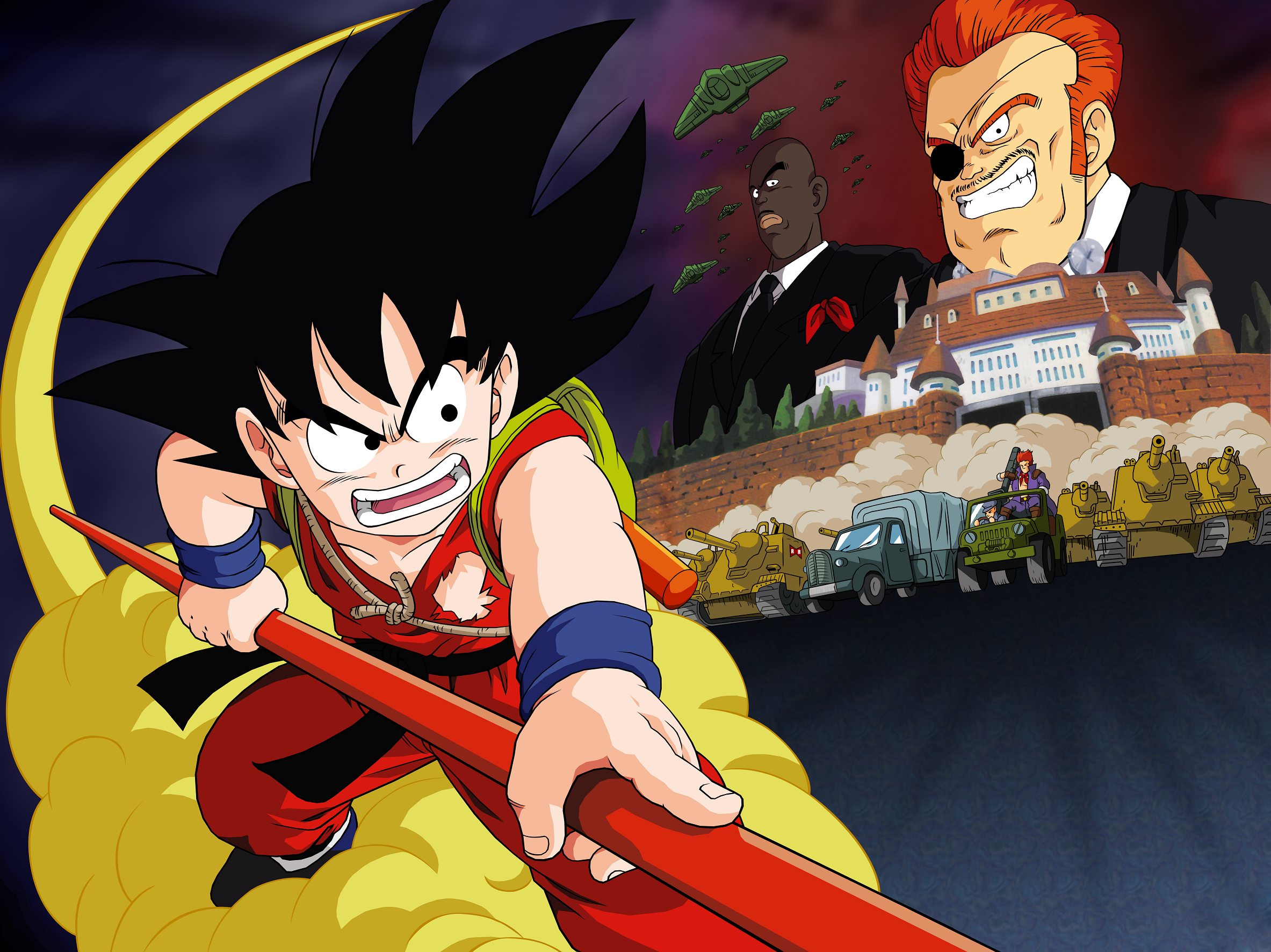 Review | Dragon Ball – Parte 2: A Organização Red Ribbon