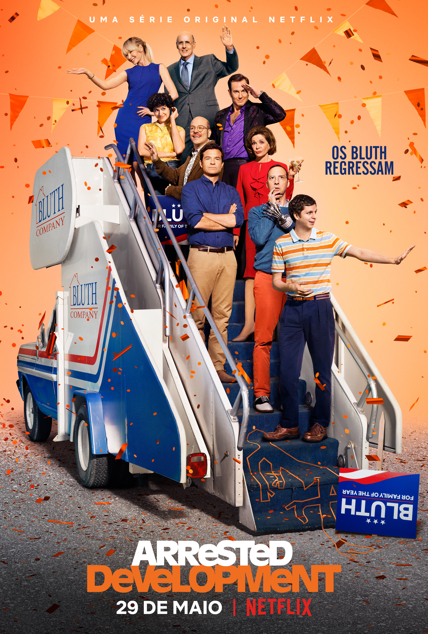 Review | Arrested Development – 5ª Temporada (Parte 1)