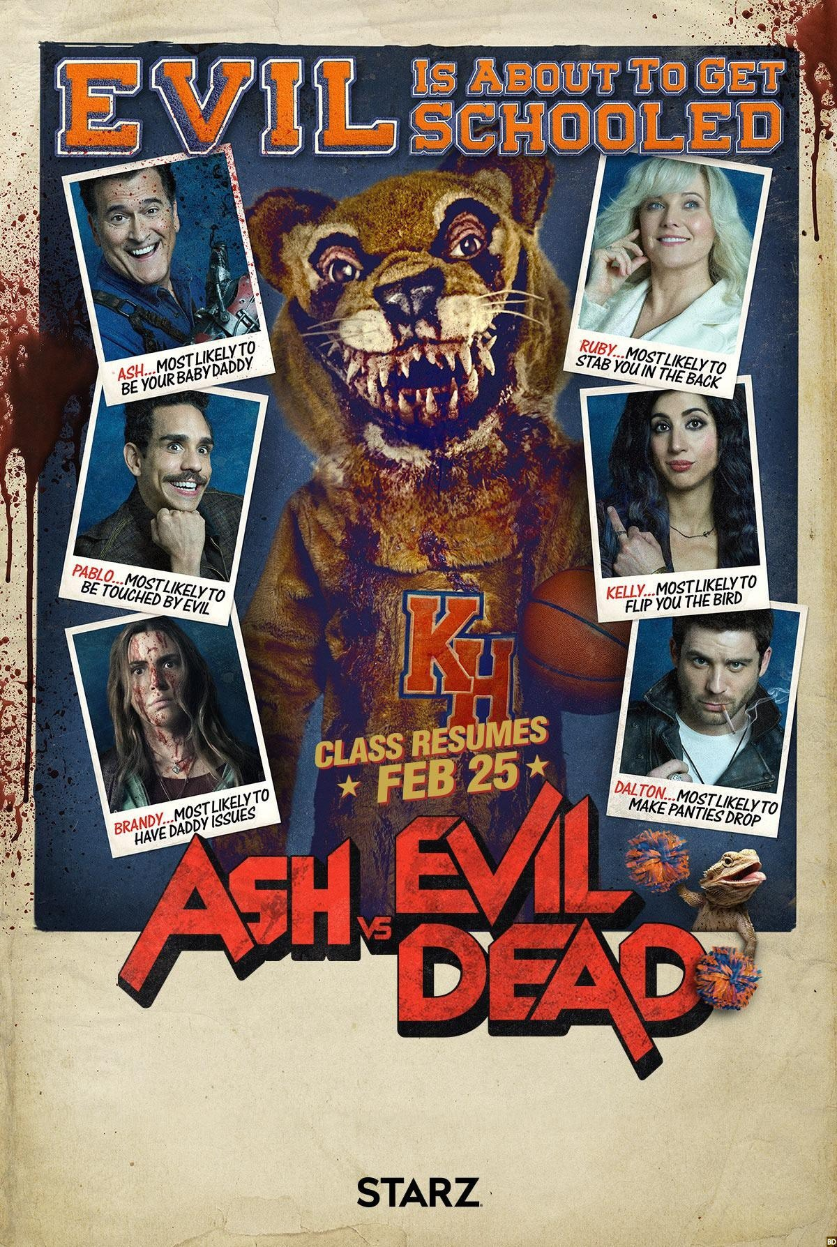 Review | Ash Vs Evil Dead – 3ª Temporada
