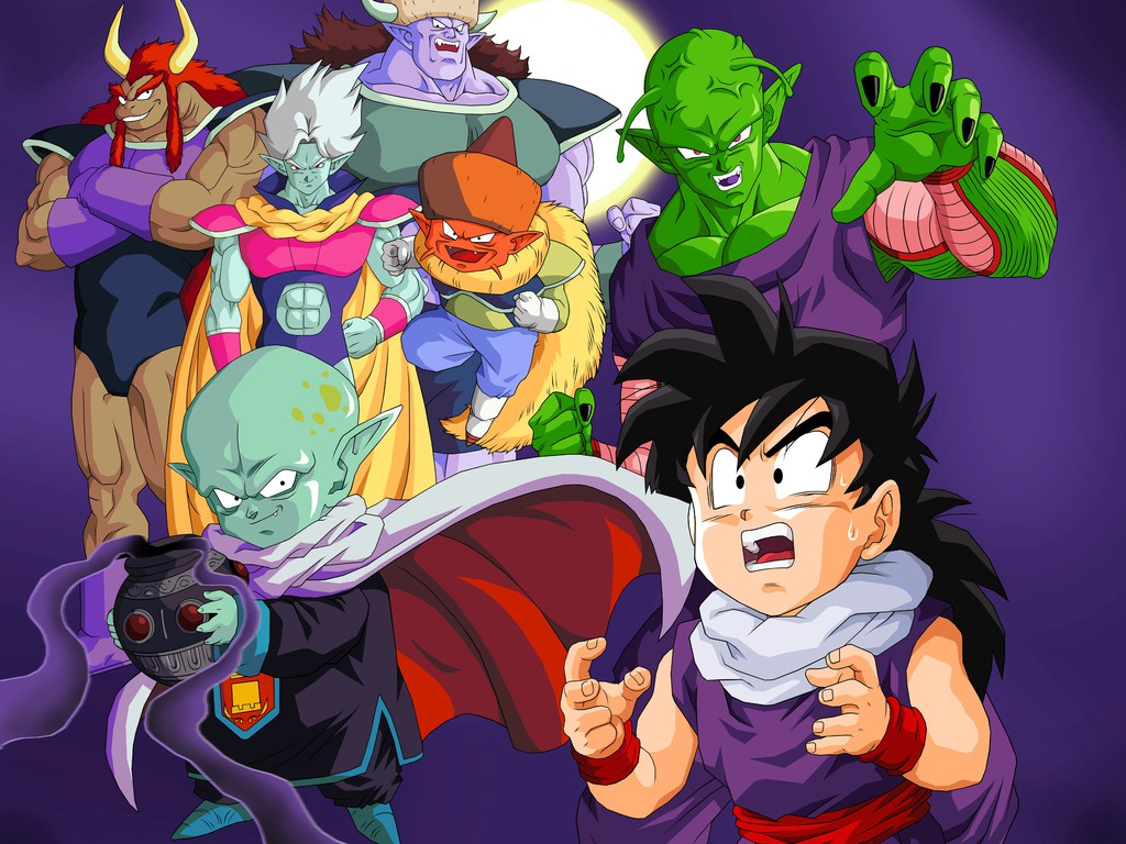 Review | Dragon Ball Z – A Saga Garlic Jr.