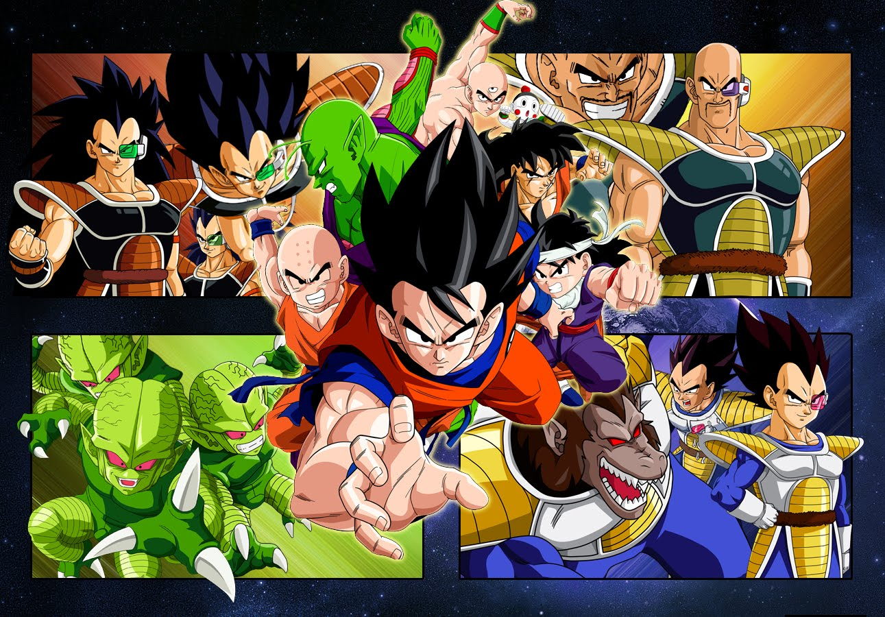 Review | Dragon Ball Z – A Saga dos Saiyajins