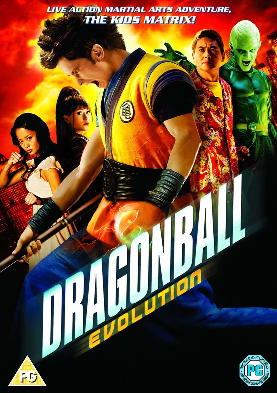 Crítica | Dragon Ball Evolution