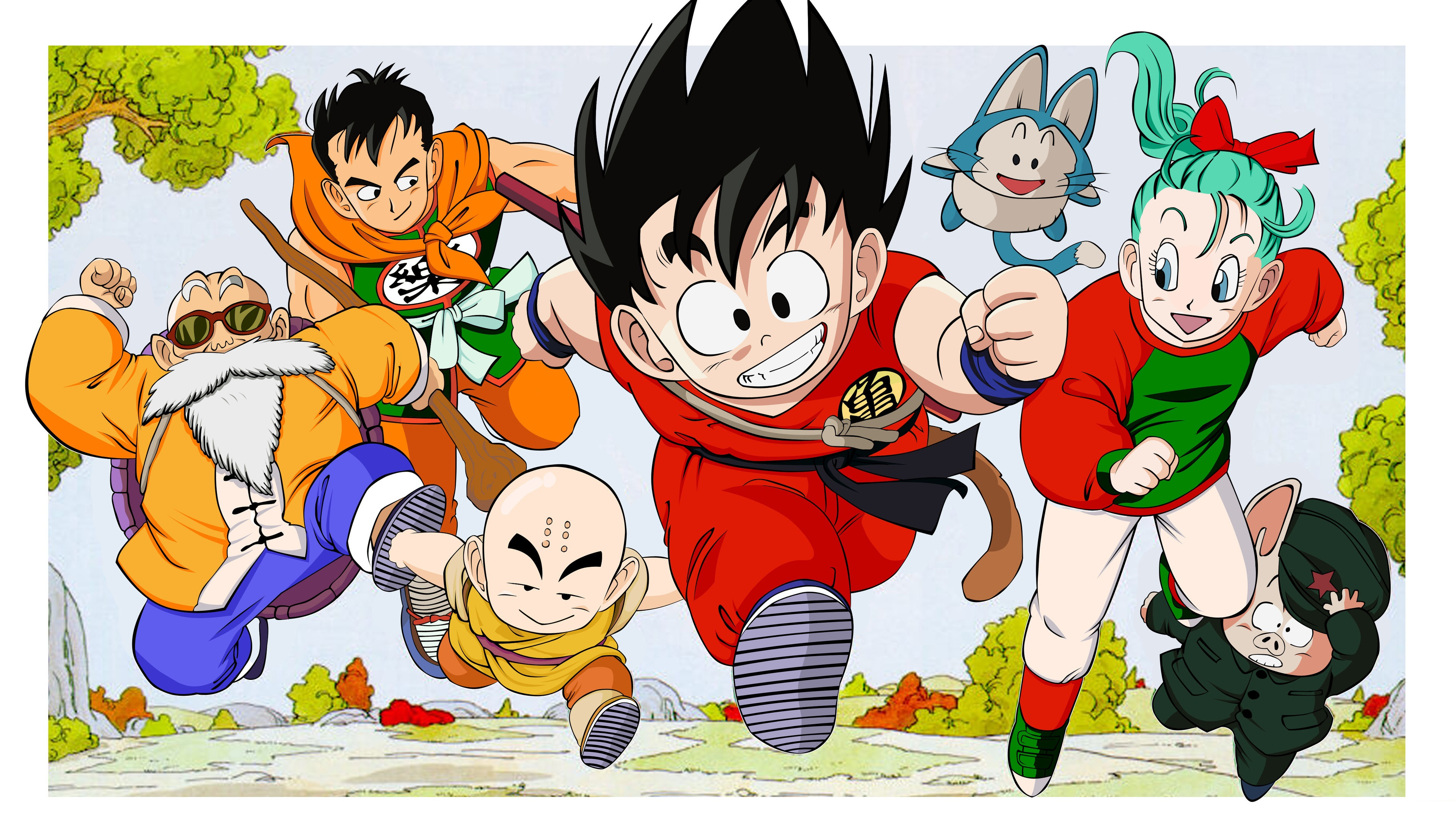 Os 5 Piores Fillers de Dragon Ball