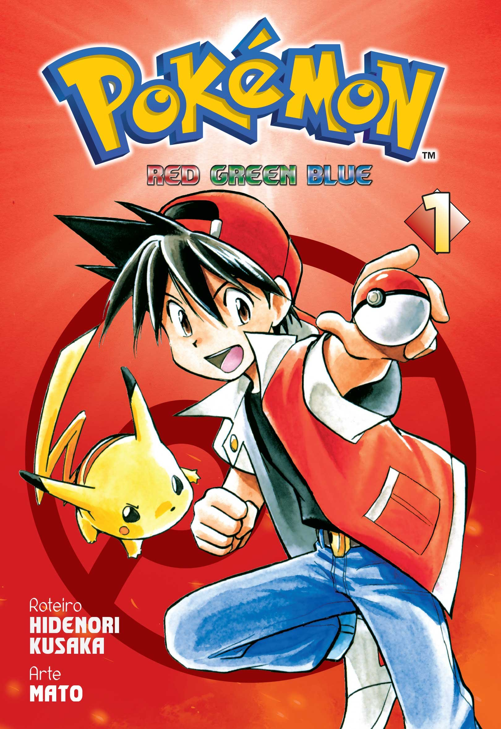 Resenha | Pokémon: Red Green Blue