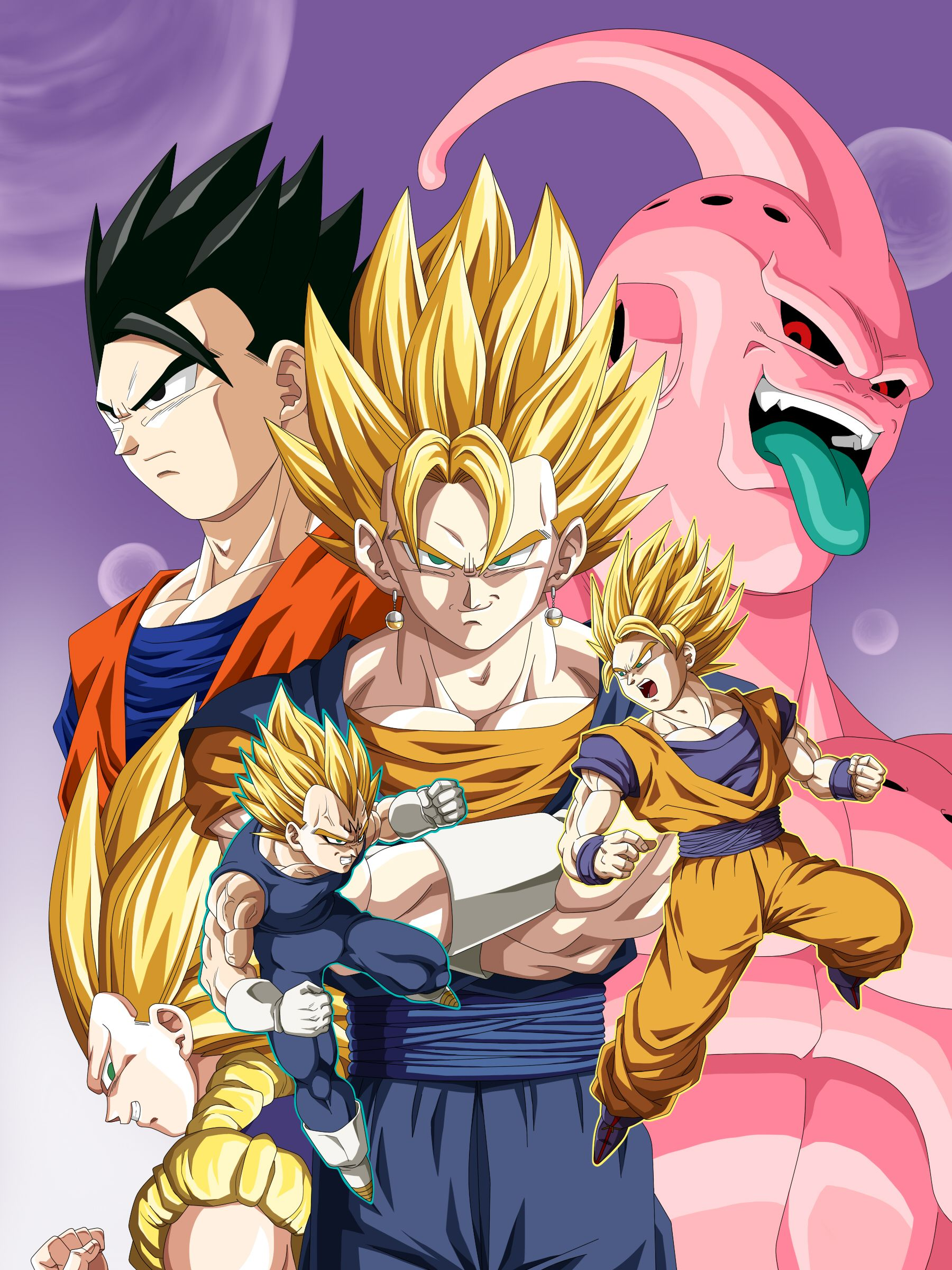 Review | Dragon Ball Z - A Saga Majin Boo