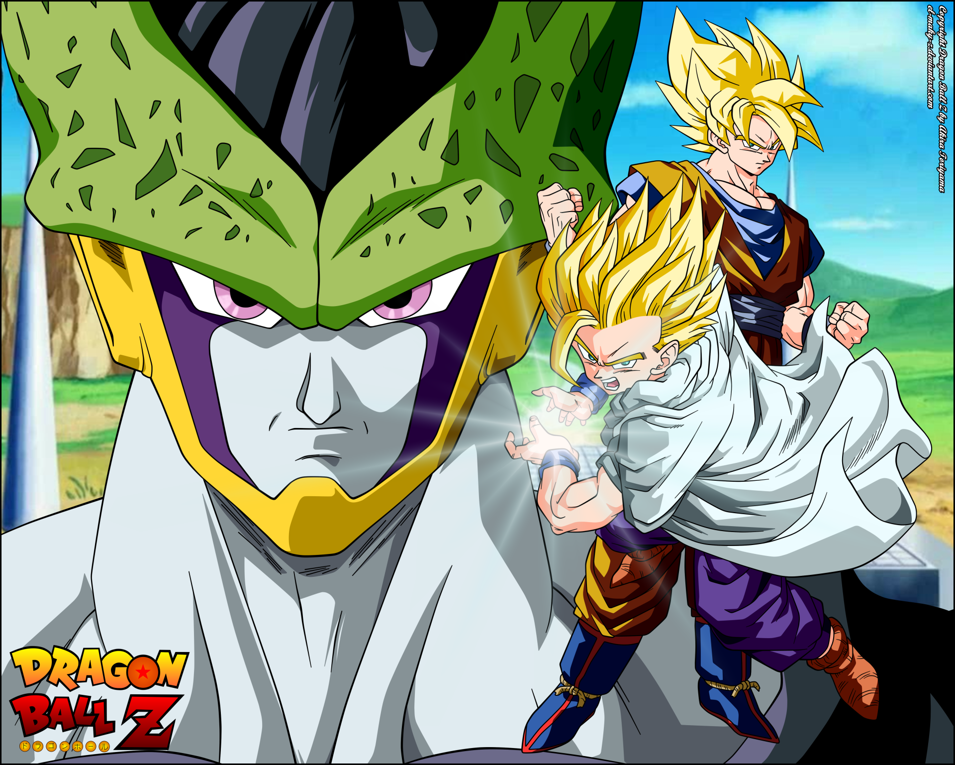 Review | Dragon Ball Z - A Saga Cell e os Androides