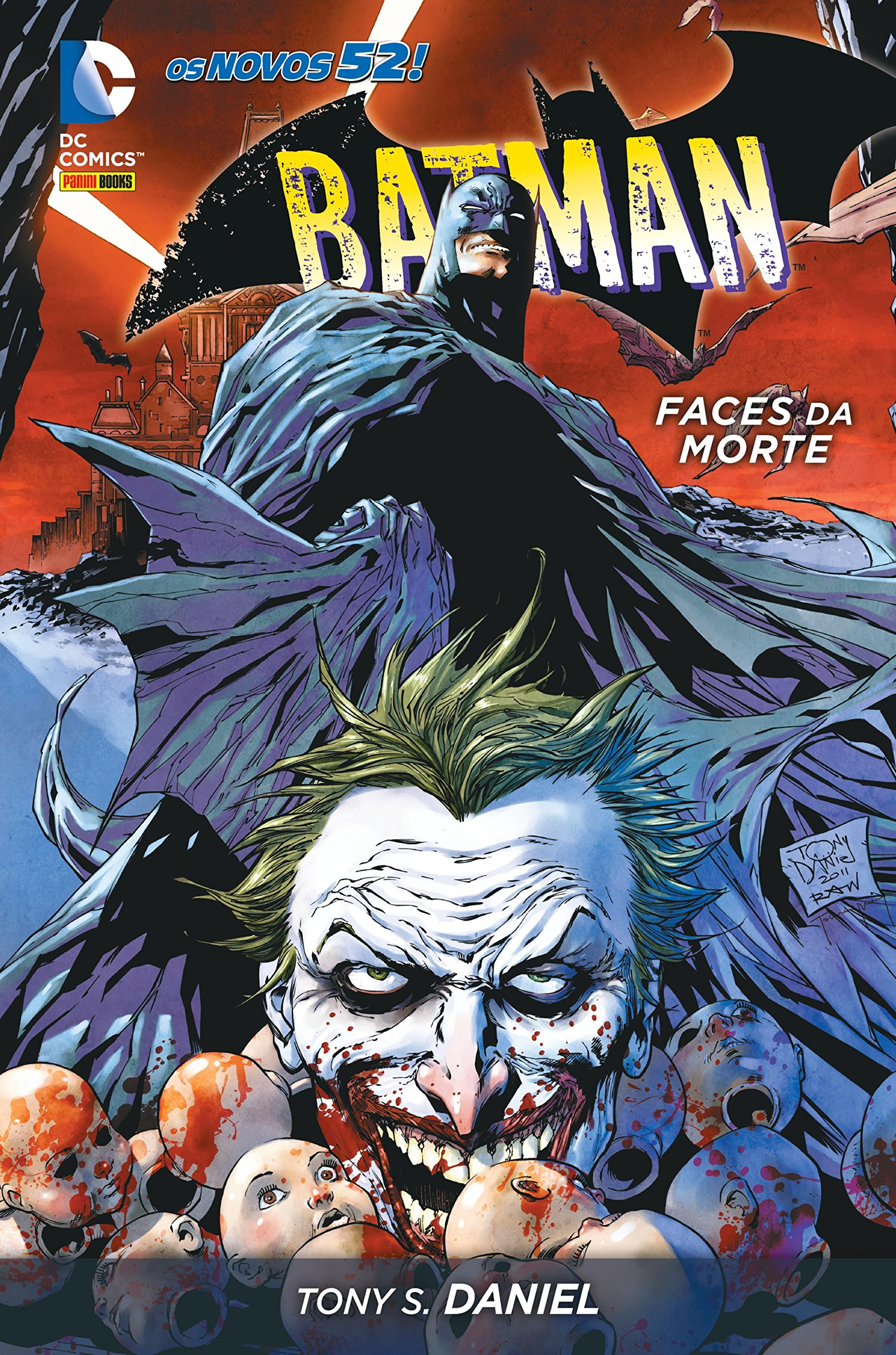 Resenha | Batman: Faces da Morte