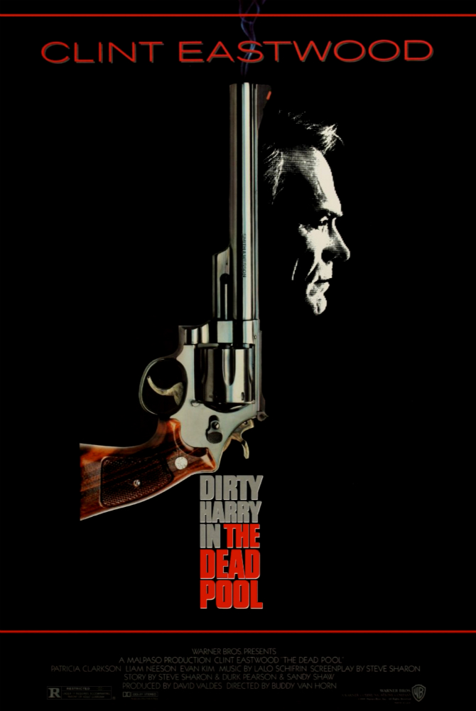 Crítica | Dirty Harry na Lista Negra
