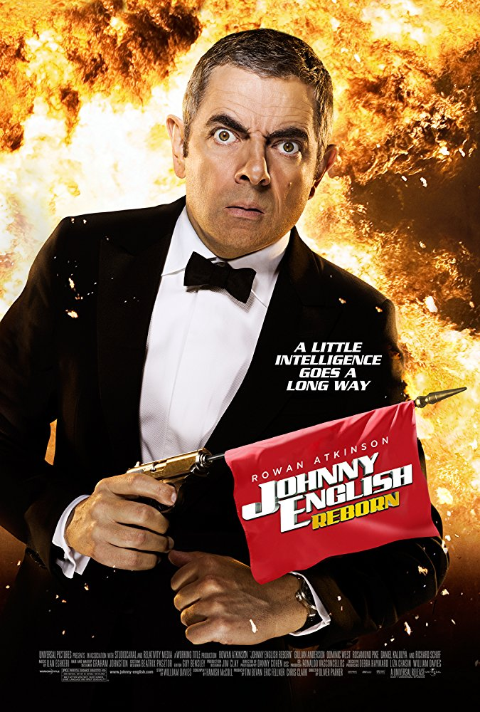 Crítica | O Retorno de Johnny English