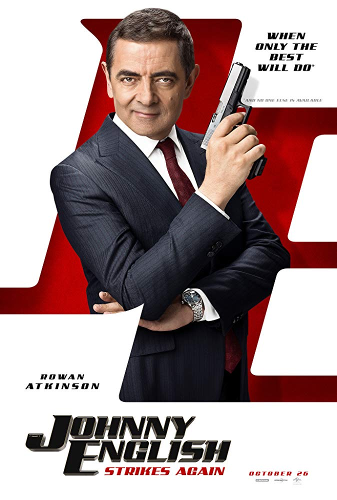 Crítica | Johnny English 3.0