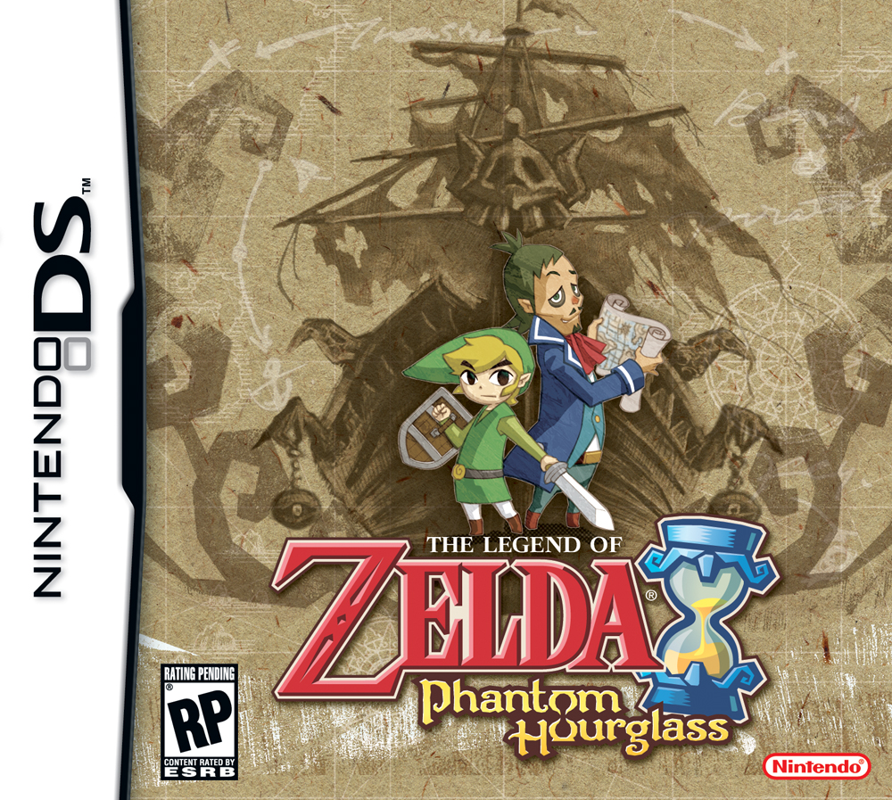 Review | The Legend of Zelda: Phantom Hourglass