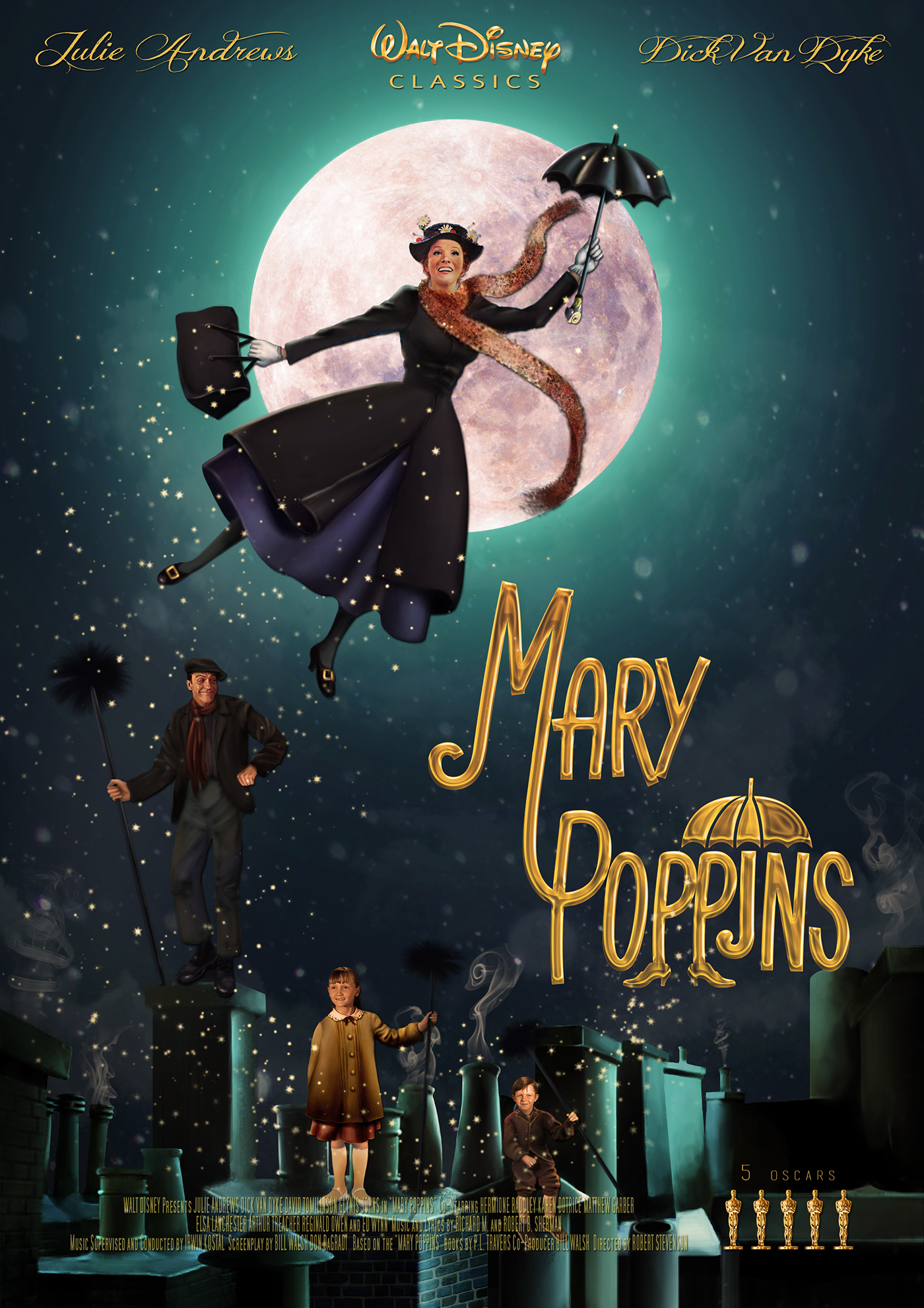 Crítica | Mary Poppins