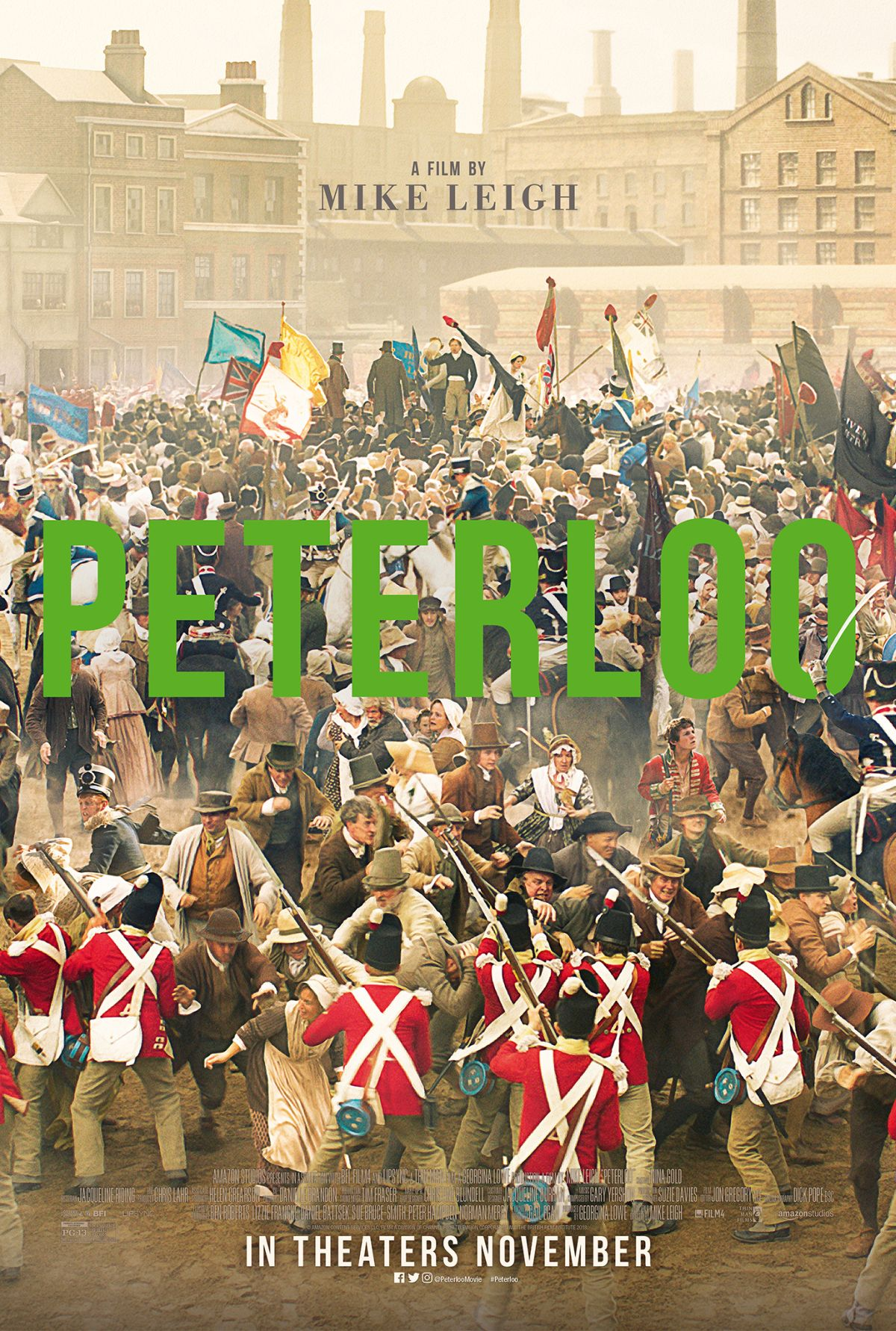 Crítica | Peterloo