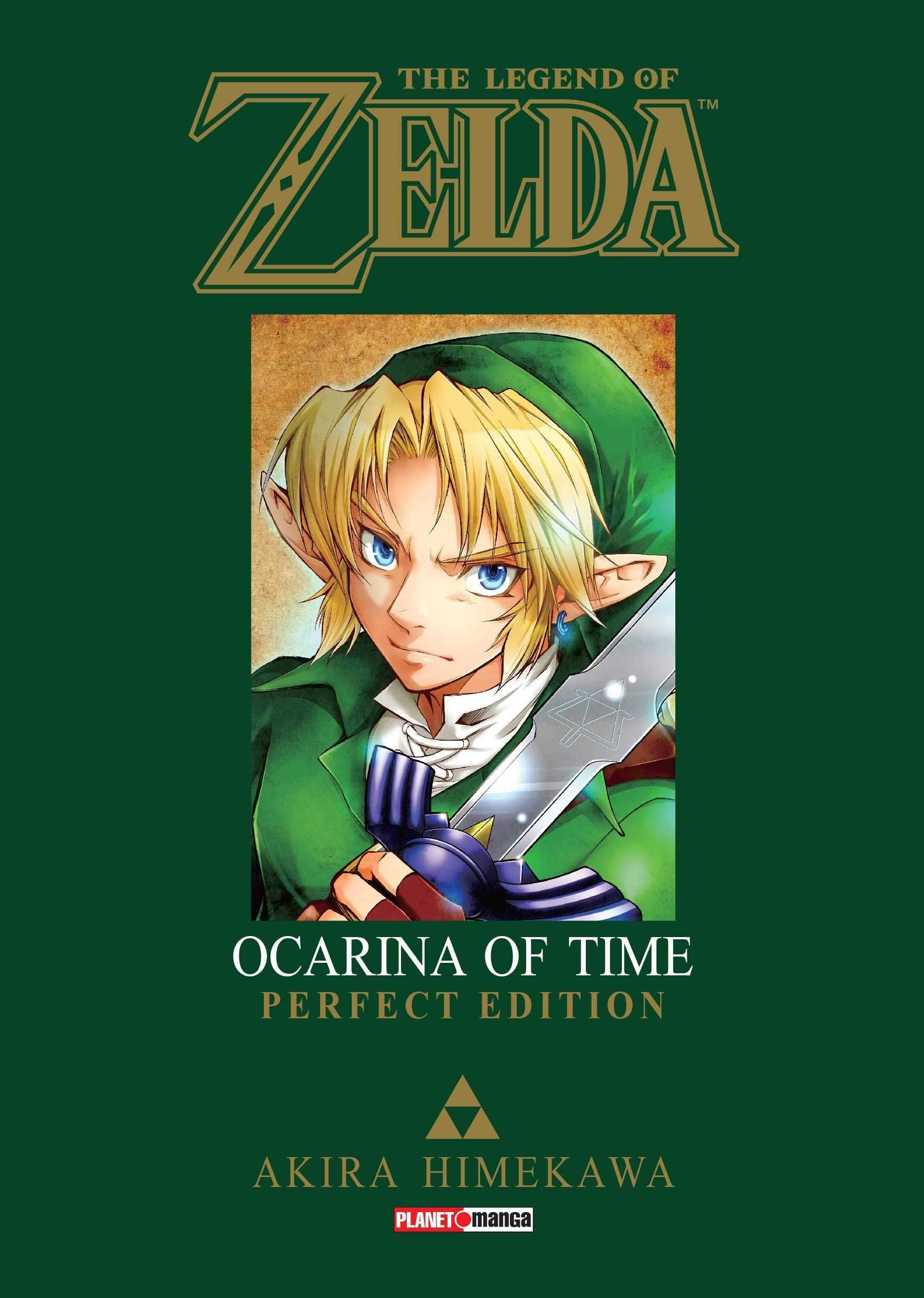 Resenha | The Legend of Zelda: Ocarina of Time – Perfect Edition