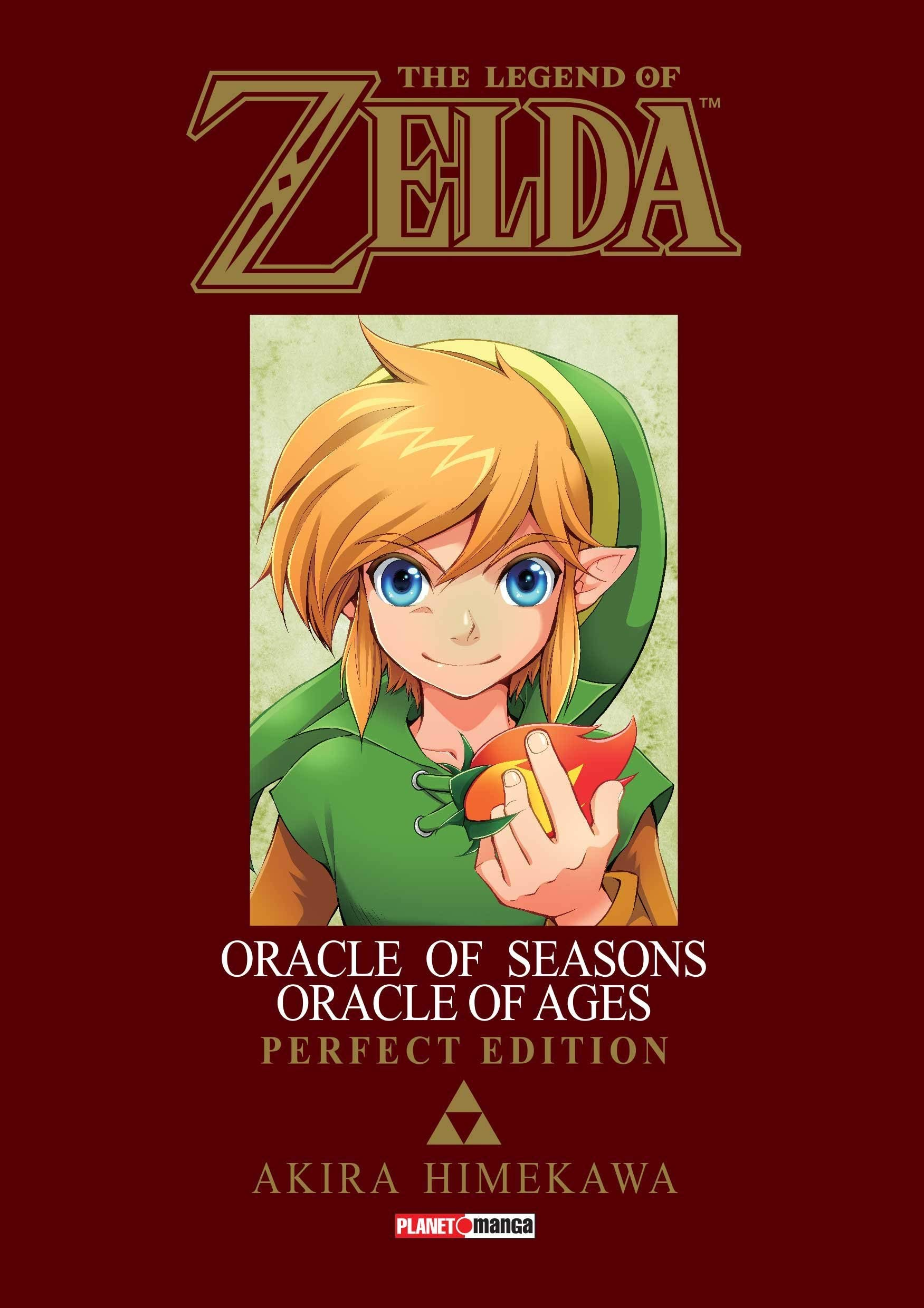 Resenha | The Legend of Zelda: Oracle of Seasons | Oracle of Ages – Perfect Edition