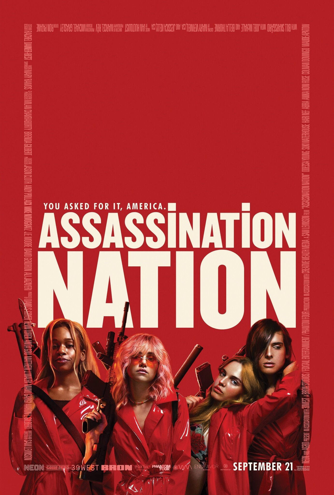 Crítica | Assassination Nation