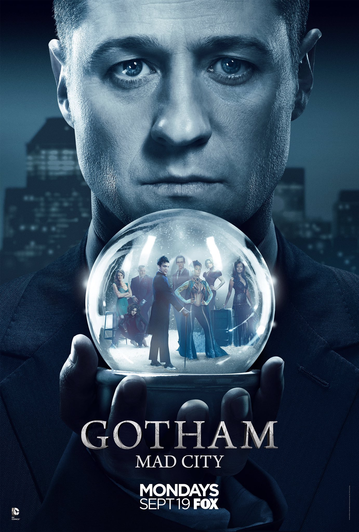 Review | Gotham – 3ª  Temporada