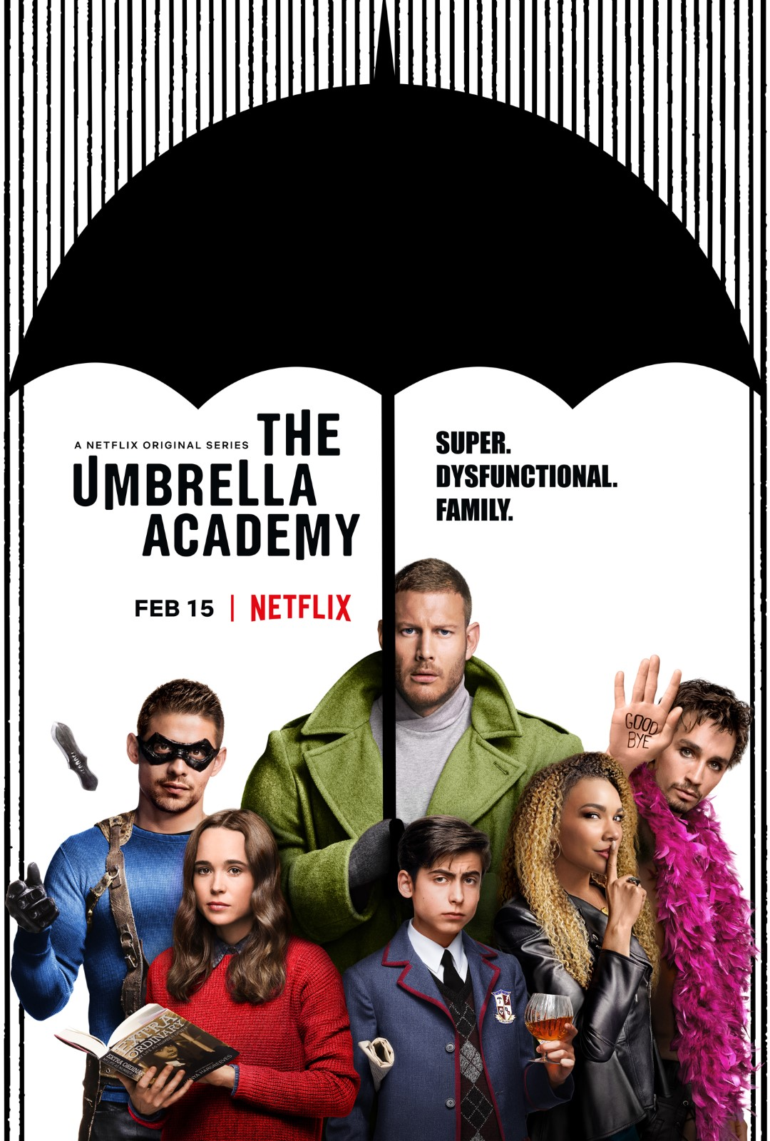 Review | Umbrella Academy – 1ª Temporada