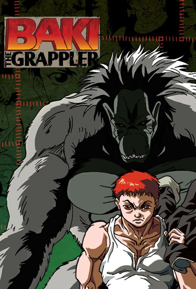 Review | Baki the Grappler