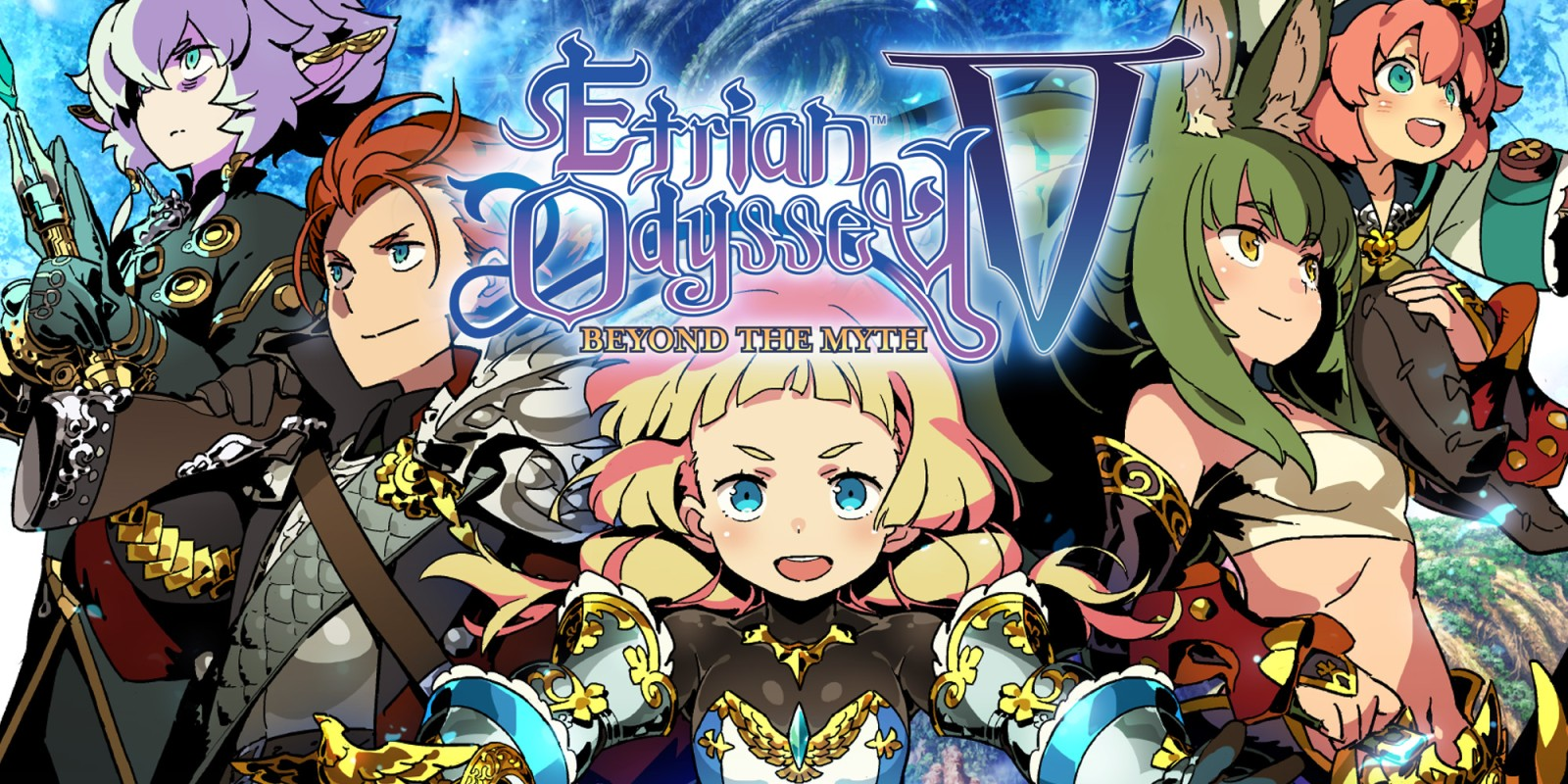 Review | Etrian Odyssey V: Beyond The Myth
