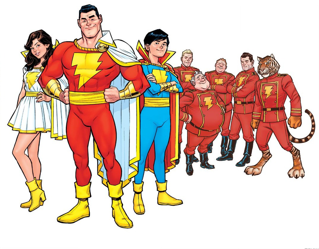 Shazam | Desvendando as Origens do Capitão Marvel Original