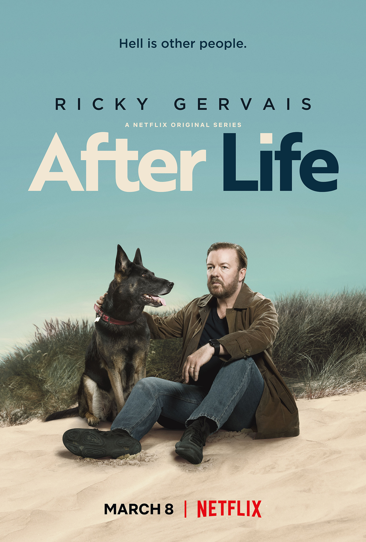 Review | After Life – 1ª Temporada