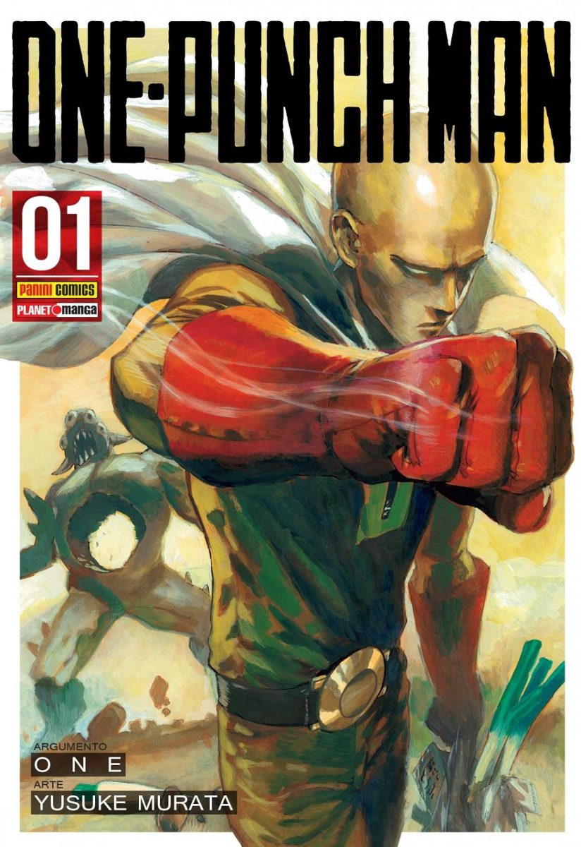 Resenha | One-Punch Man