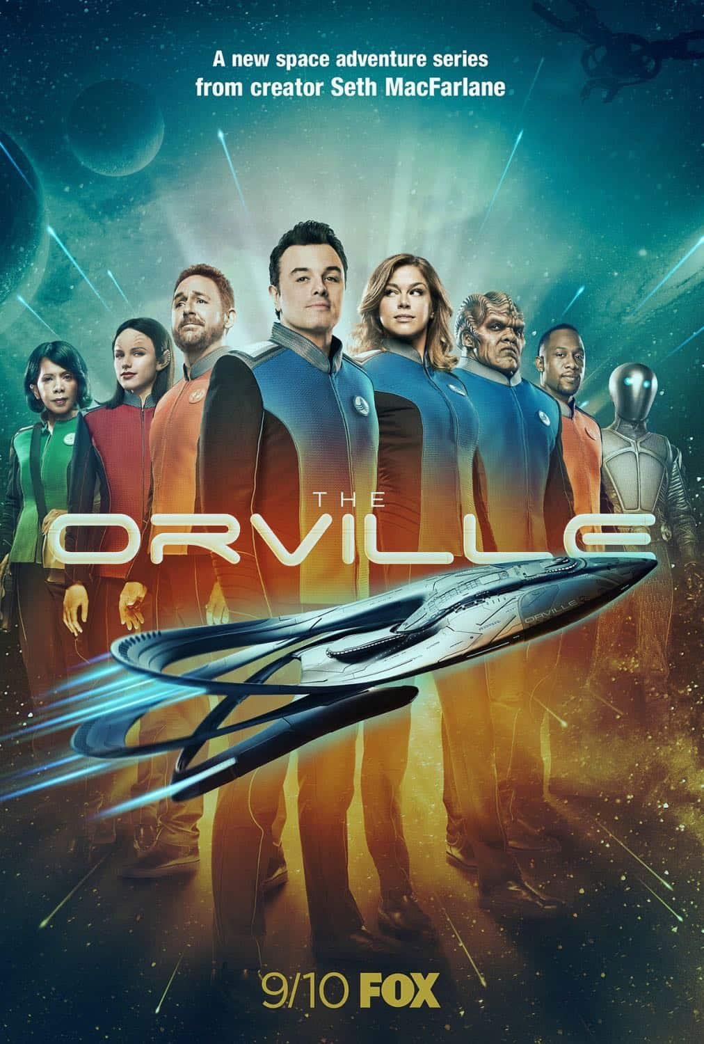 Review | The Orville – 1ª Temporada