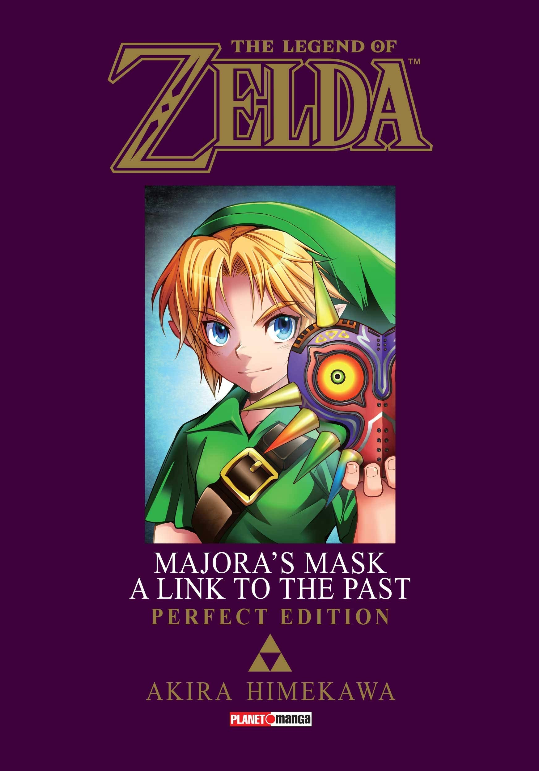 Resenha | The Legend of Zelda: Majora's Mask | A Link to the Past – Perfect Edition