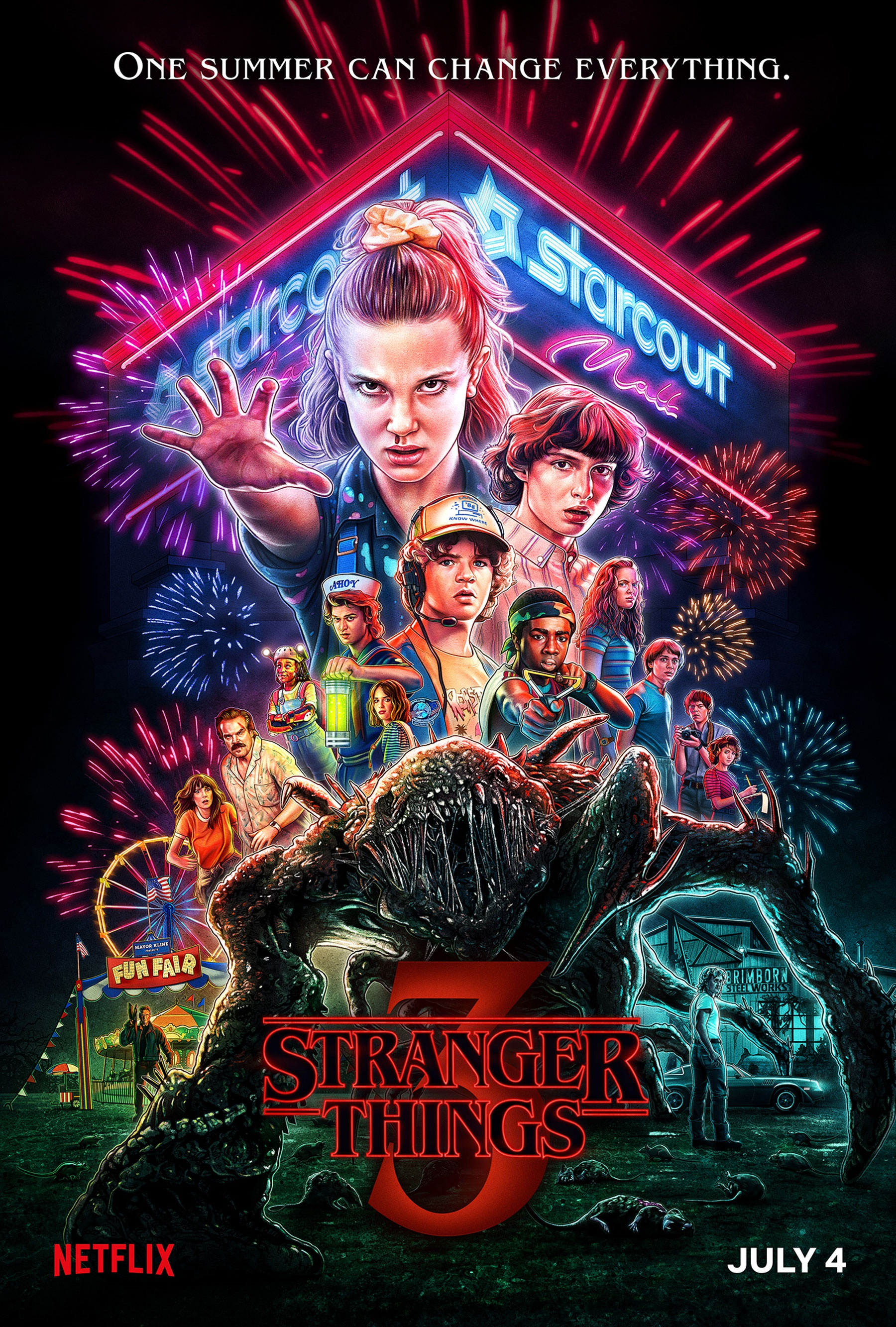 Review | Stranger Things – 3ª Temporada
