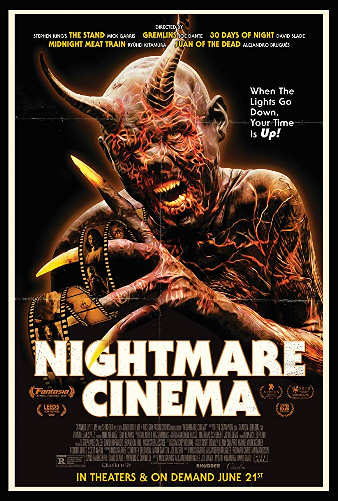 Crítica | Nightmare Cinema