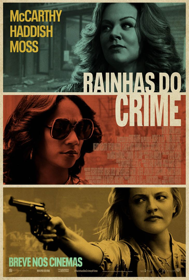 Crítica | Rainhas do Crime