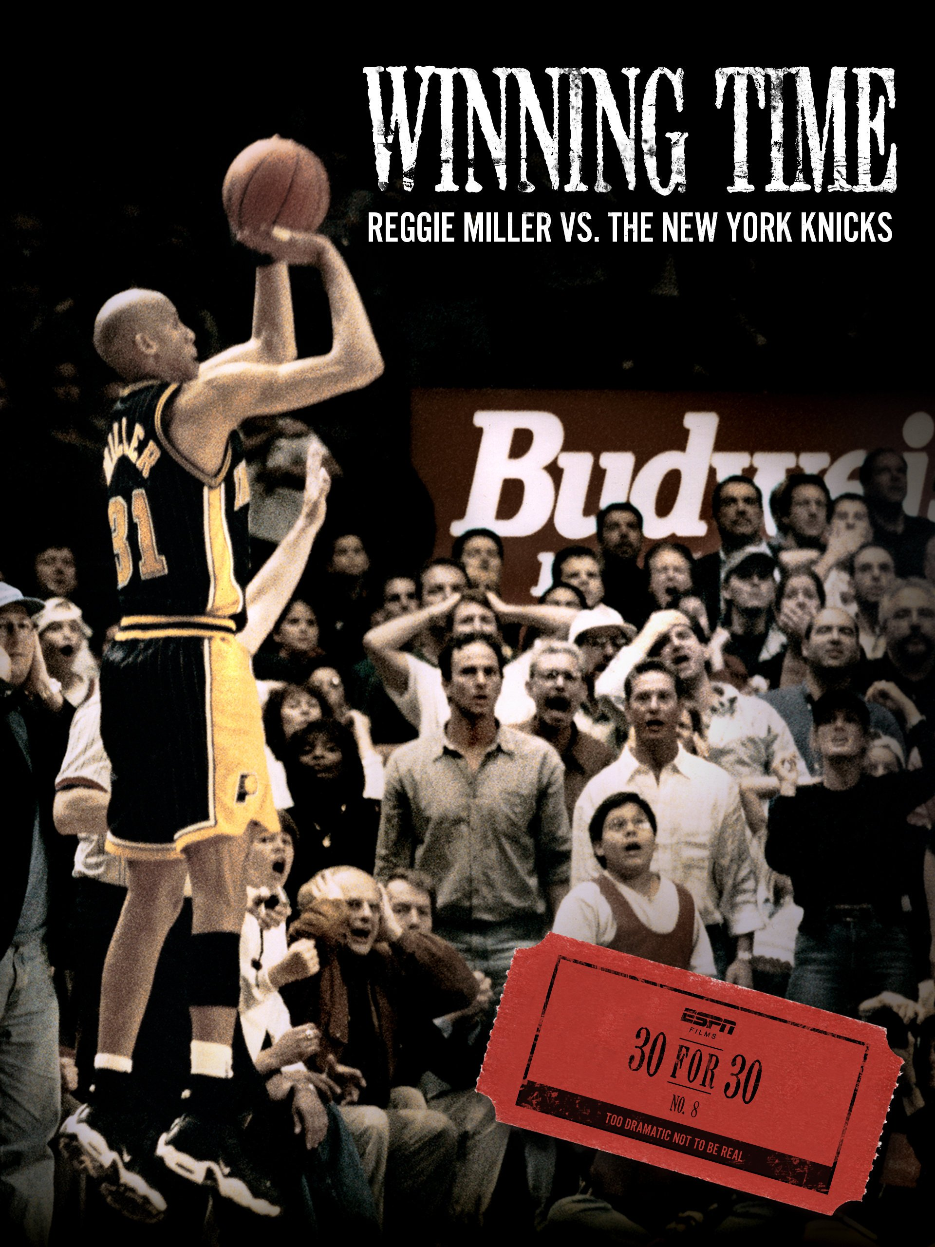 Crítica | Winning Time: Reggie Miller vs The New York Knicks