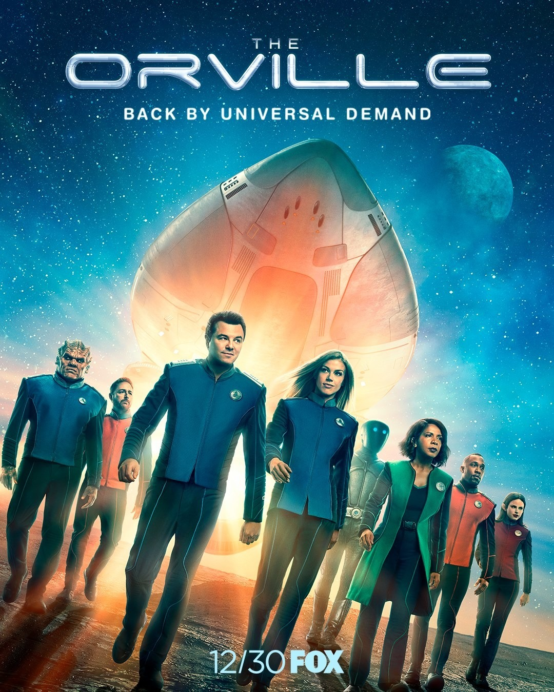 Review | The Orville – 2ª Temporada