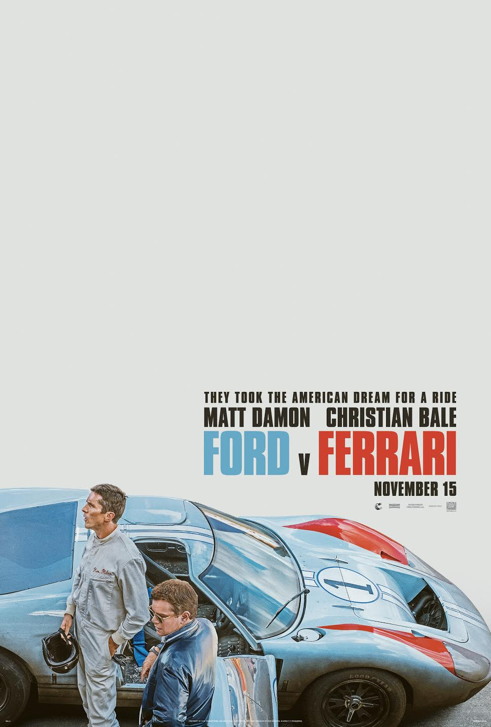 Crítica | Ford vs Ferrari