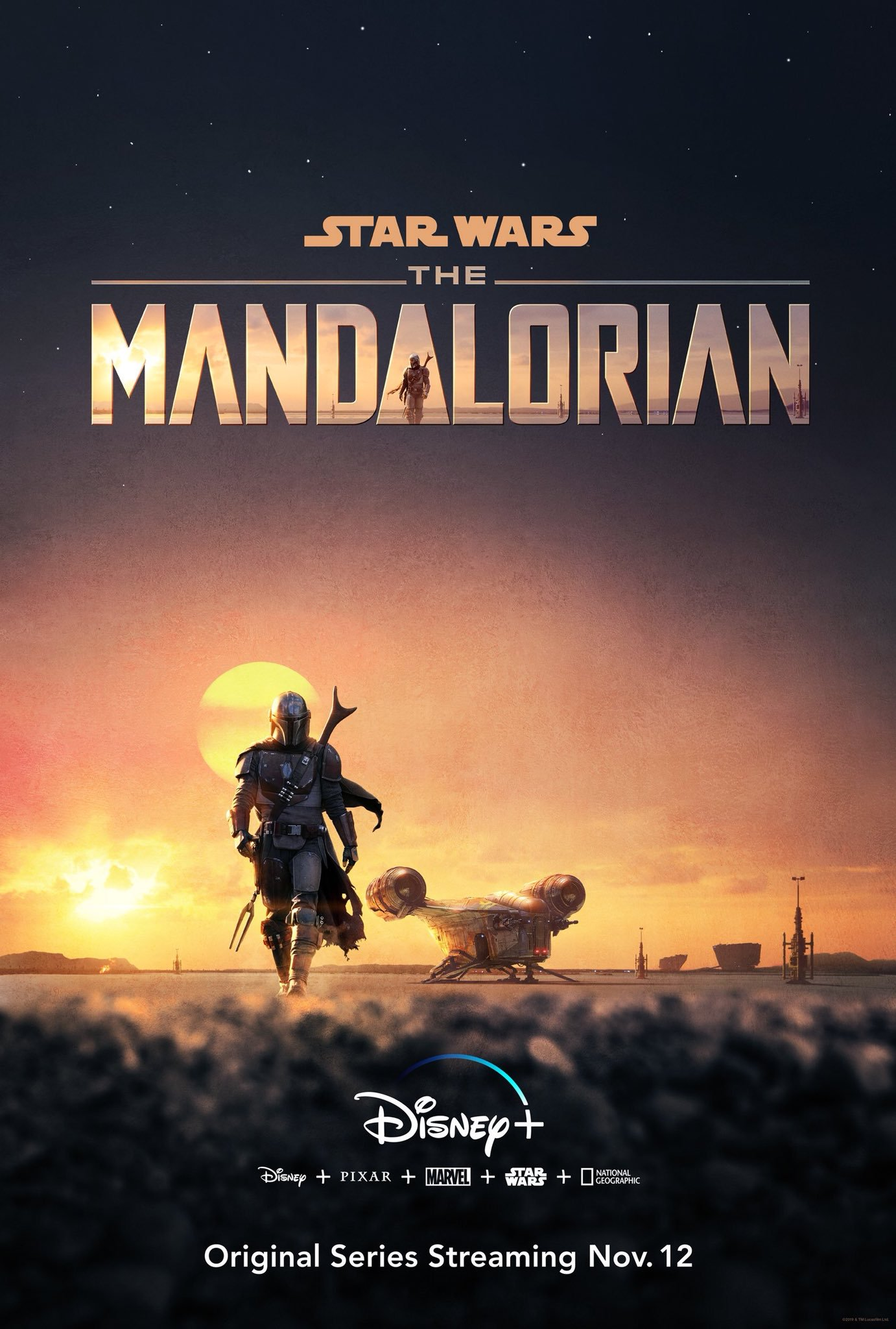 Review | The Mandalorian - Chapter One
