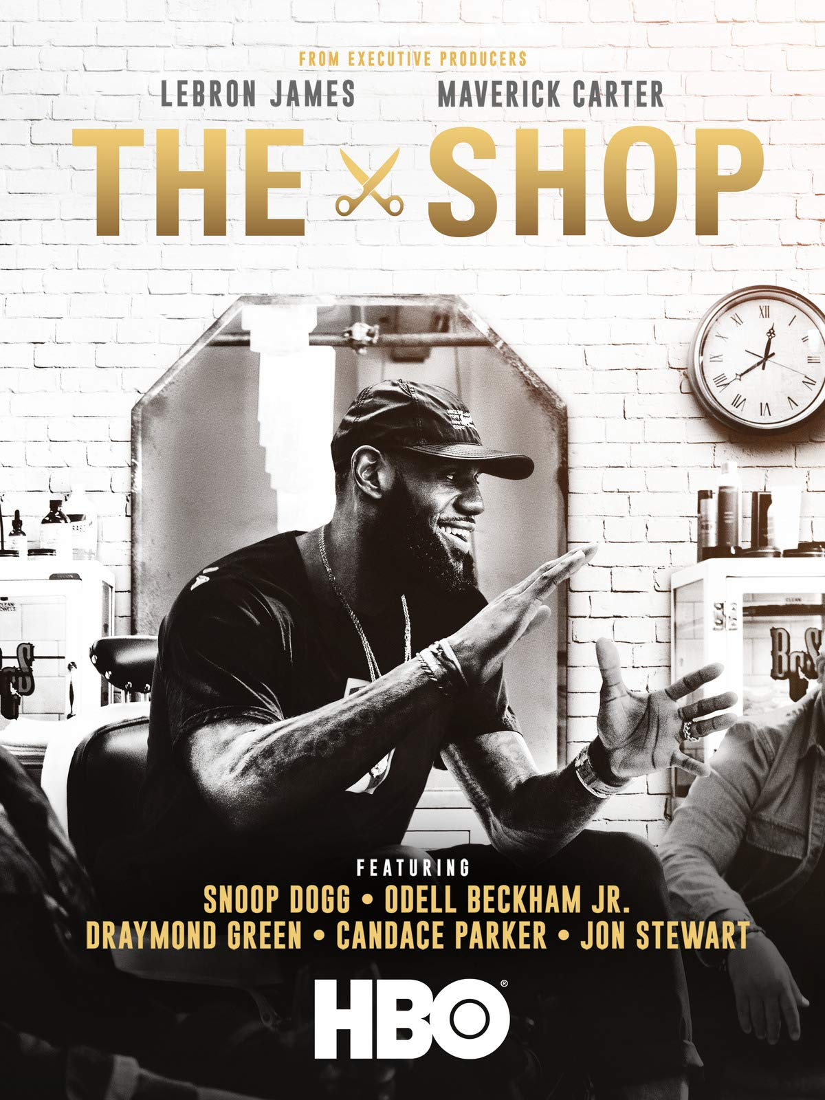 Review | The Shop – 1ª Temporada