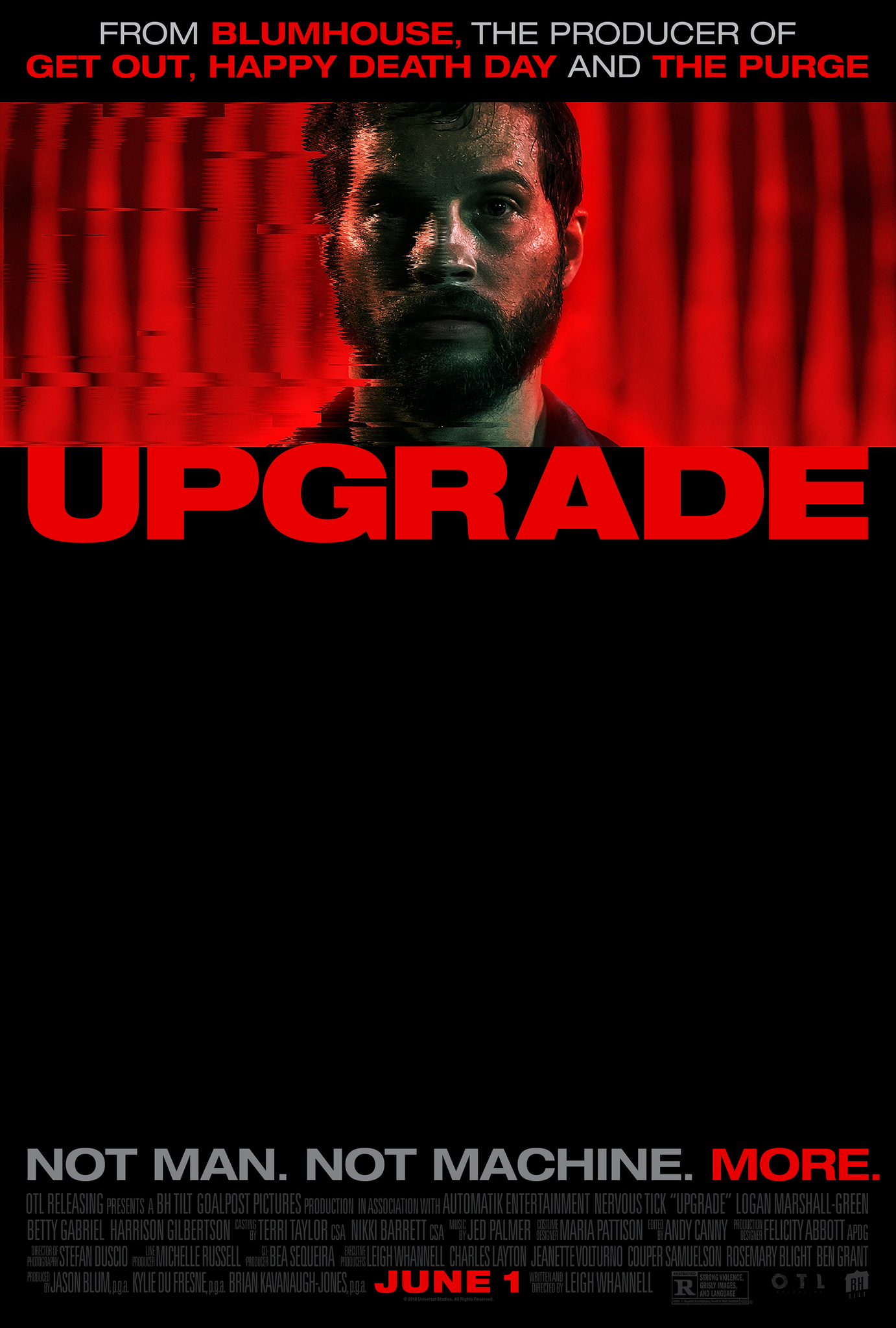 Crítica | Upgrade