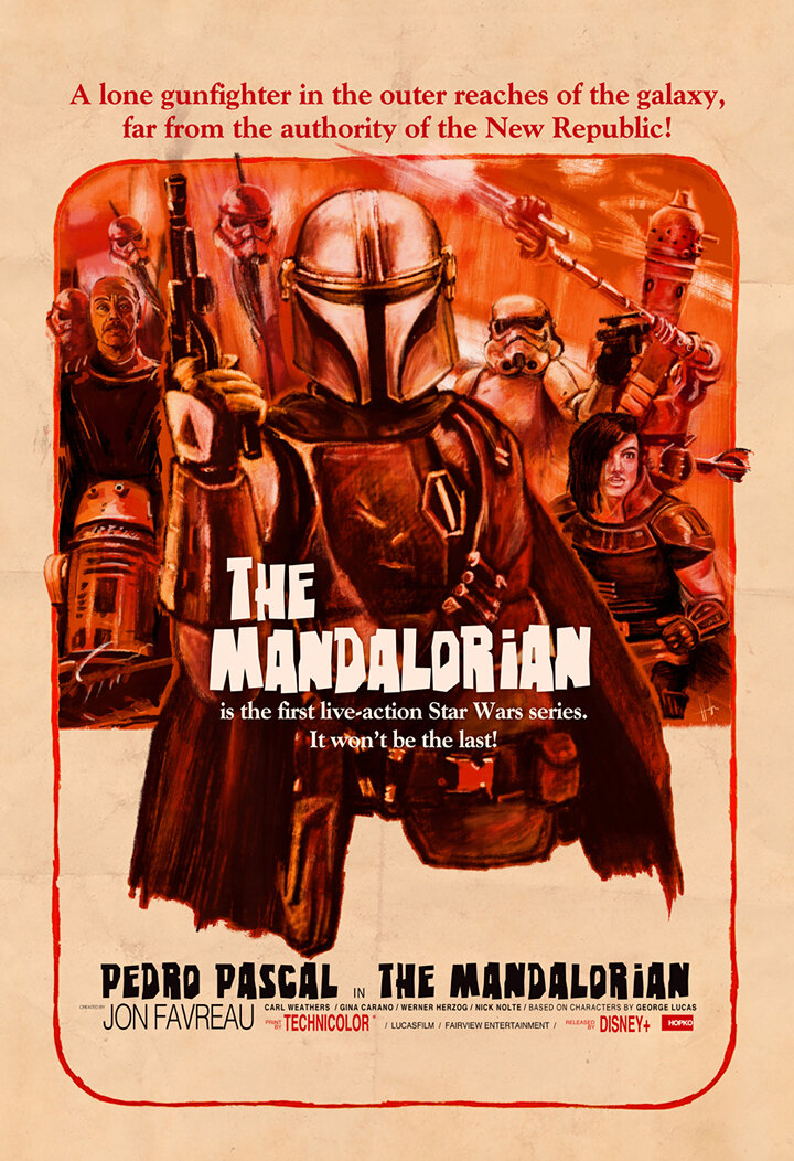 Review   The Mandalorian – Chapter Eight: The Redemption