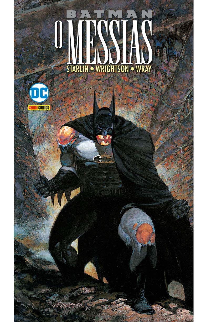 Resenha | Batman: O Messias