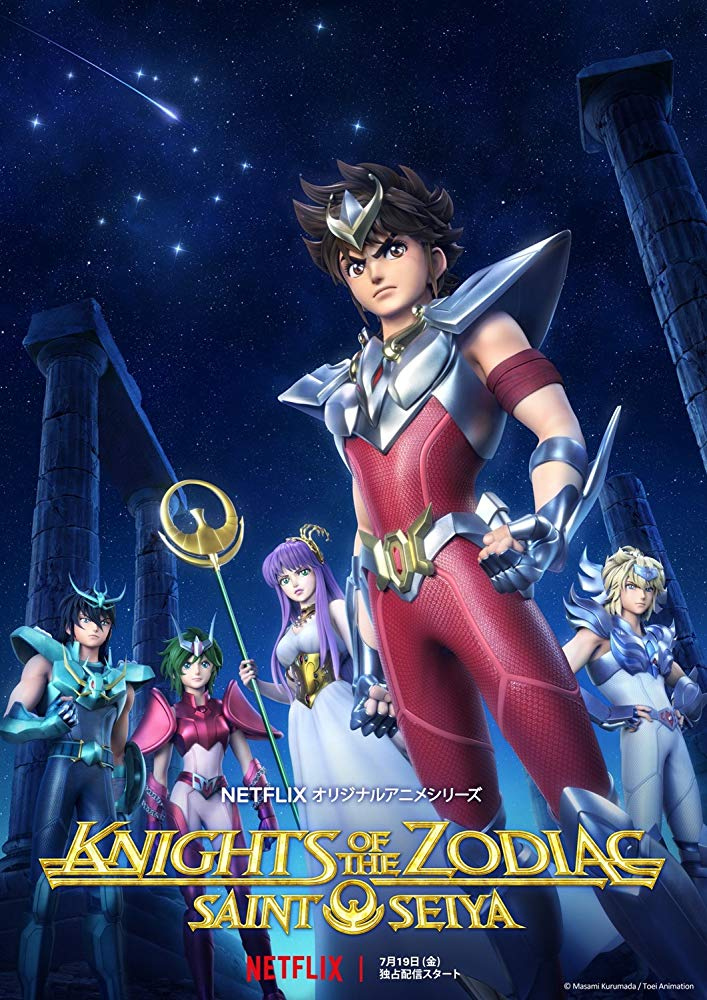 Review | Os Cavaleiros do Zodíaco: Saint Seiya – 2ª Temporada