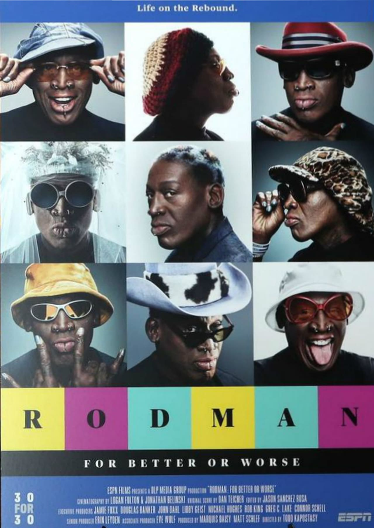 Crítica | Rodman: For Better or Worse