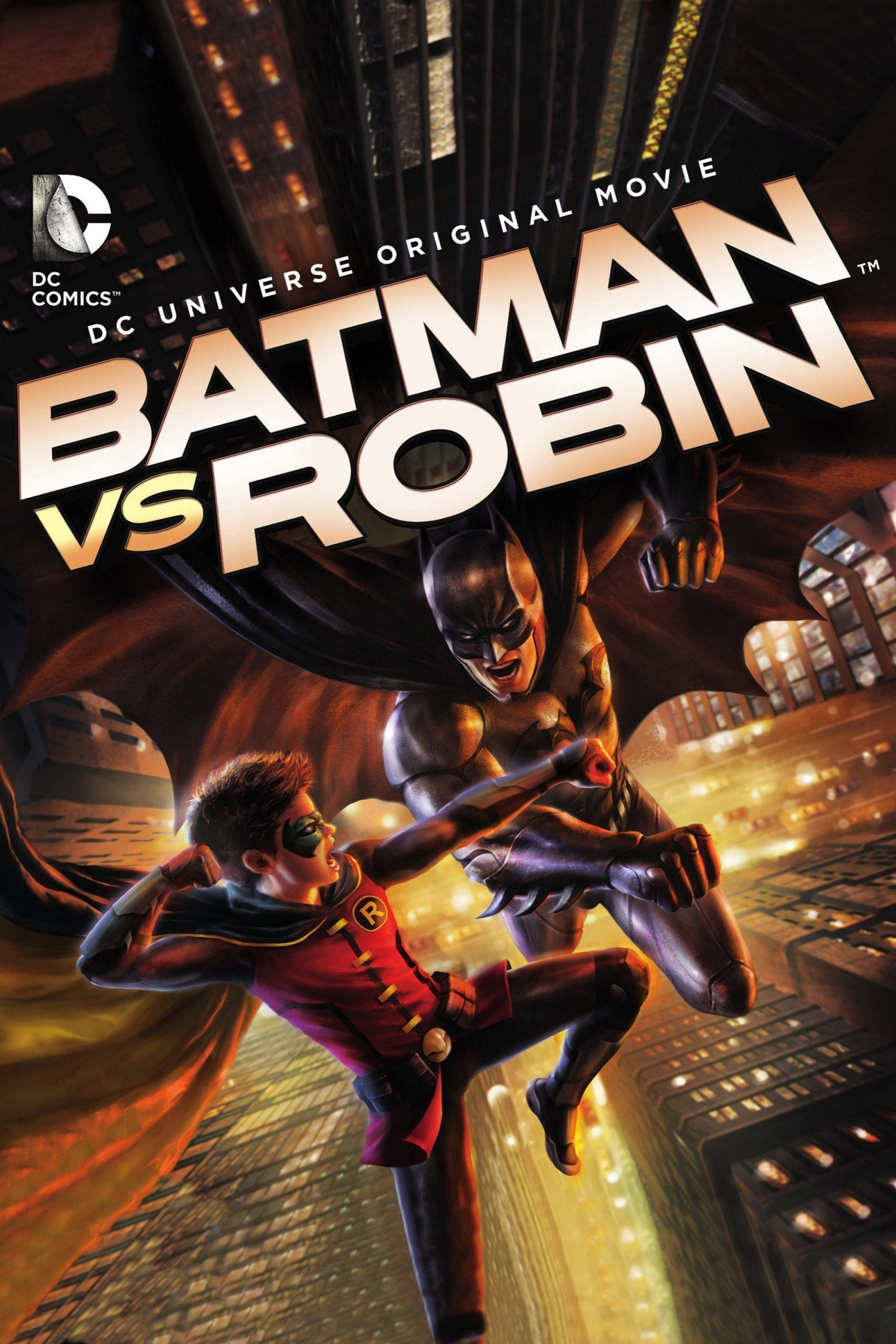 Crítica |  Batman vs Robin